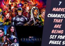 7 Marvel Characters That Are Being Set For Phase 5