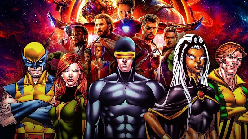 X-men and the Mutants
