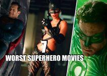 7 Worst Superhero Movies Ever Made    All-Time Worst