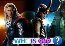 Is Loki Really Younger or The Same Age as Thor? Confusing Plot of Ragnarok?