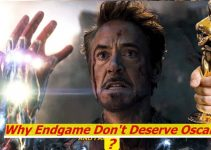 Avengers Endgame Don't Deserve OSCARS: Why? || Explained